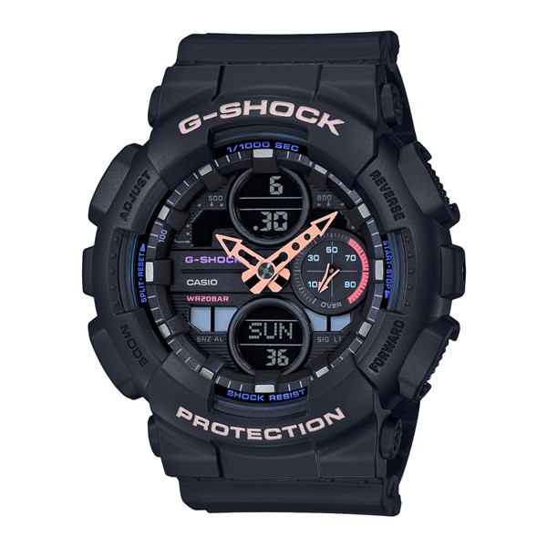 (カシオ)CASIO 腕時計 GMA-S140-1AJR (ジーショック)G-SHOCK メンズ ミッドサイズ 樹脂バンド クオーツ アナデジ(国内正規品)(快適家電デジタルライフ)
