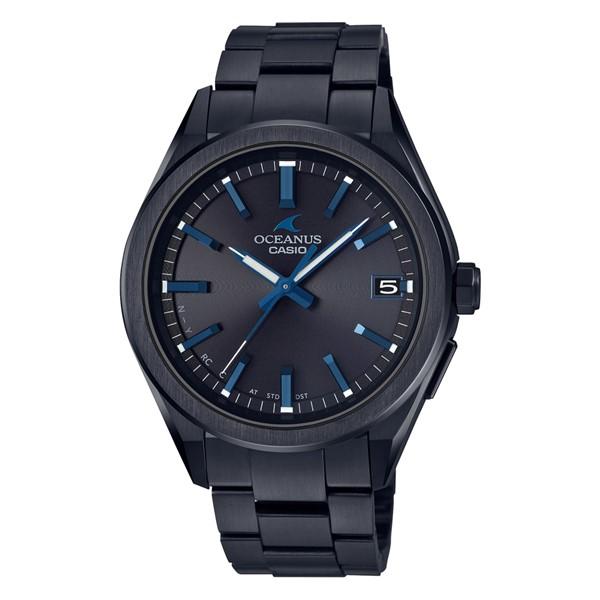 (カシオ)CASIO 腕時計 OCW-T200SB-1AJF (オシアナス)OCEANUS メンズ Bluetooth搭載 ステンレスバンド 電波ソーラー アナログ(国内正規品)(快適家電デジタルライフ)