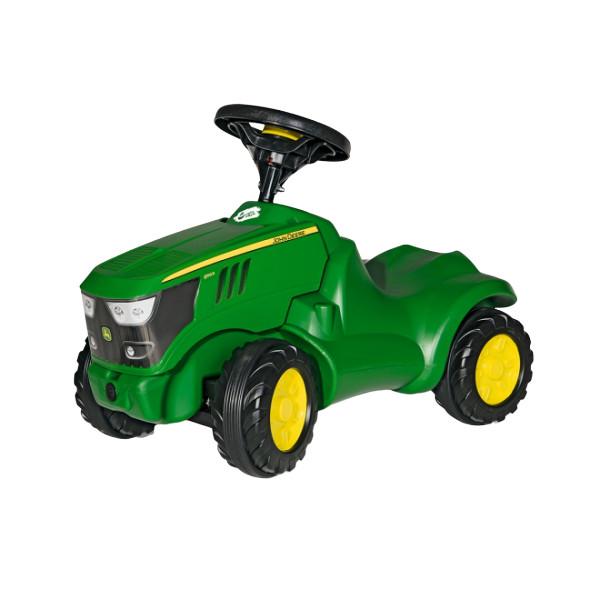 rolly toys(ロリートイズ) 乗用玩具 RT132072 ジョンディアミニ6150 乗り物 おもちゃ 車 乗れる 屋外 誕生日 プレゼント 男の子 1歳 2歳 3歳 (ラッピング不可)(快適家電デジタルライフ)