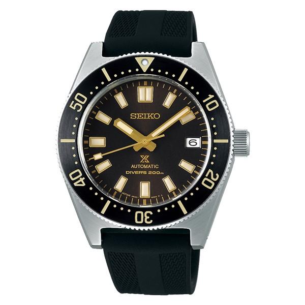 (セイコー)SEIKO 腕時計 SBDC105 (プロスペックス)PROSPEX メンズ 国産ファーストダイバーズ 現代デザイン コアショップ専用 シリコンバンド 自動巻き(手巻付) アナログ(国内正規品)(快適家電デジタルライフ)