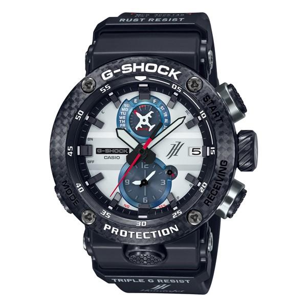 カシオ CACIO 腕時計 GWR-B1000HJ-1AJR Gショック G-SHOCK GRAVITYMASTER グラビティマスター MASTER OF G メンズ Honda Jet コラボ Bluetooth搭載 電波ソーラー アナログ(国内正規品)(快適家電デジタルライフ)