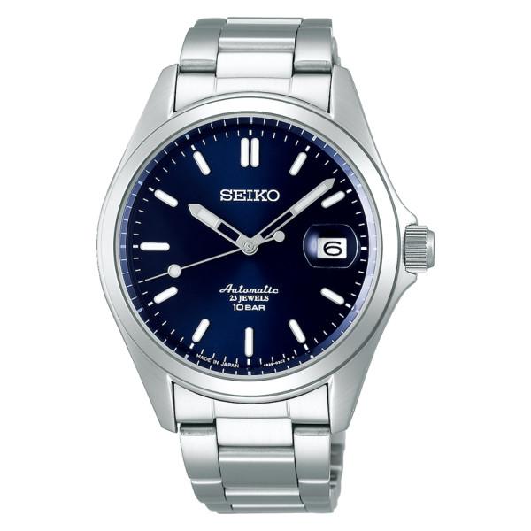 セイコー SEIKO 腕時計 SZSB016 メカニカル Mechanical メンズ クラシックライン ネット流通限定モデル 自動巻き(手巻付) ステンレスバンド アナログ(国内正規品)(快適家電デジタルライフ)