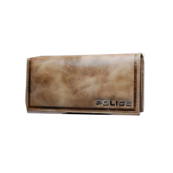 POLICE(ポリス) EDGE 長財布 PA-58001-25(キャメル)【正規輸入品】 '【メンズ小物】【快適家電デジタルライフ】