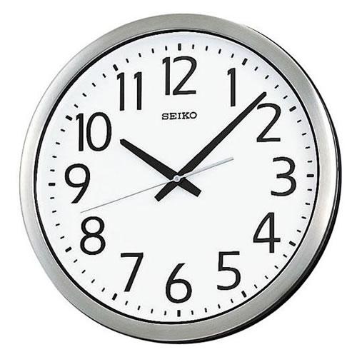 セイコークロック (SEIKO) 【クオーツ掛時計】 KH406S【代引き手数料・送料無料】【快適家電デジタルライフ】