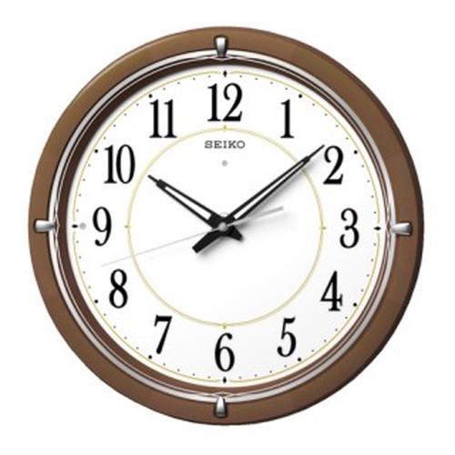 セイコークロック (SEIKO) 【電波掛時計】 ファインライトNEO KX395B【代引き手数料・送料無料】【快適家電デジタルライフ】