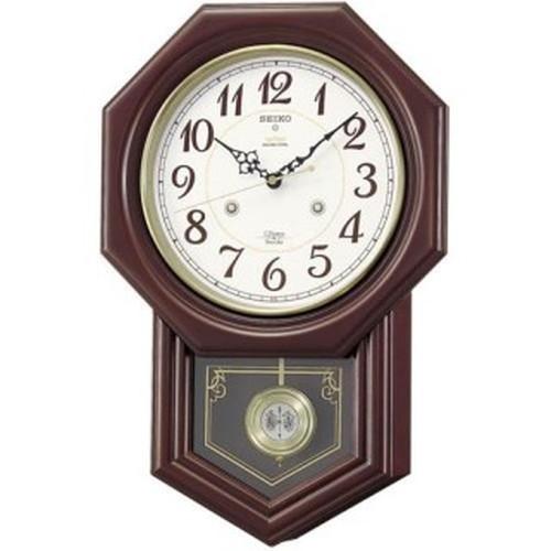 セイコークロック (SEIKO) 【振り子掛時計】 RQ205B【代引き手数料・送料無料】【快適家電デジタルライフ】