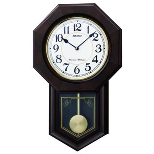 セイコークロック (SEIKO) 【振り子掛時計】 RQ325B【代引き手数料・送料無料】【快適家電デジタルライフ】