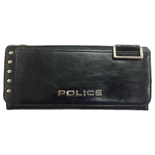 POLICE(ポリス)【正規輸入品】Avoid ? 長財布 ブラックPA-58603-10【代引き手数料・送料無料】【快適家電デジタルライフ】