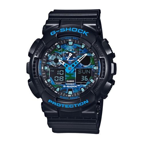 【国内正規品】CASIO(カシオ) 【腕時計】 GA-100CB-1AJF G-SHOCK[Gショック]【メンズ】[GA100CB1AJF]【快適家電デジタルライフ】
