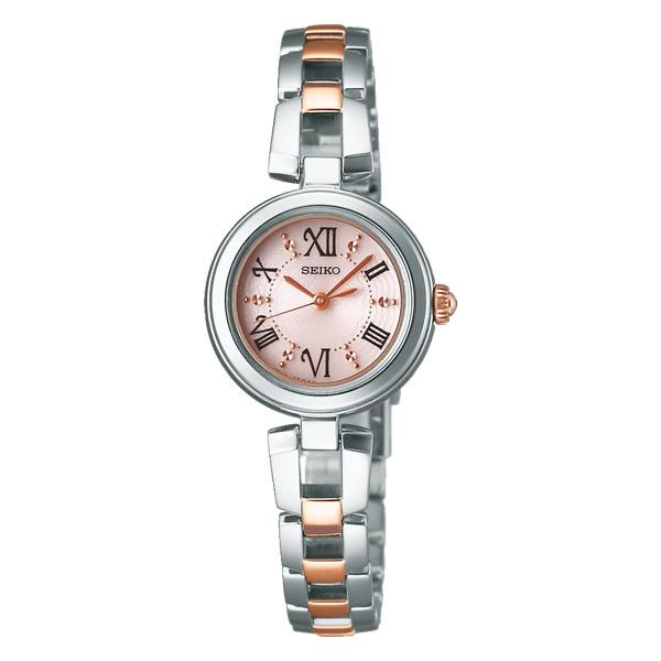 【国内正規品】SEIKO(セイコー) 腕時計 SWFA153 SELECTION[セイコーセレクション] レディース 【ソーラー 佐々木希 プロデュース 】【快適家電デジタルライフ】