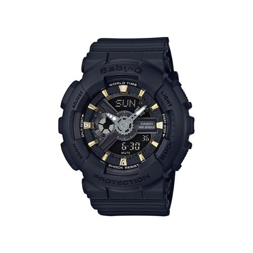 【国内正規品】 CASIO(カシオ) 【腕時計】 BA-110GA-1AJF [BA110GA1AJF] BABY-G[ベイビーG]【マット メタリック】【クオーツ アナデジ 樹脂バンド レディース】【快適家電デジタルライフ】