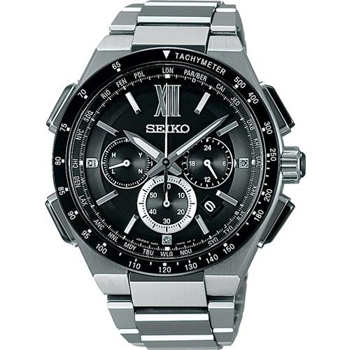 【国内正規品】SEIKO(セイコー) 【腕時計】 SAGA205 BRIGHTZ[ブライツ]【ソーラー電波修正 ステンレスバンド 多針アナログ表示 メンズ】【快適家電デジタルライフ】