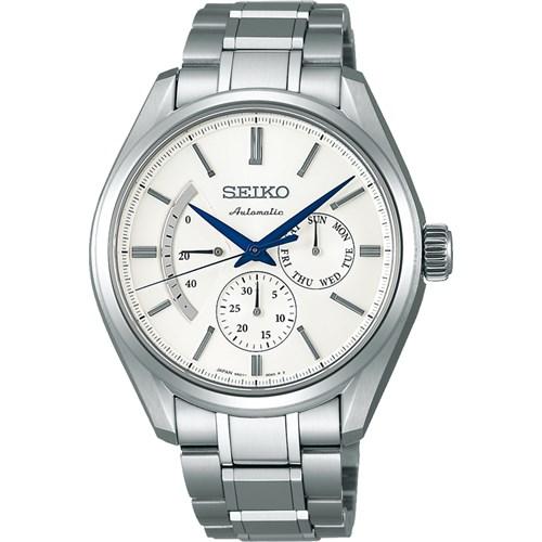 【国内正規品】SEIKO(セイコー) 【腕時計】 SARW021 PRESAGE[プレザージュプレステージモデル]【メカニカル 自動巻(手巻つき) ステンレスバンド 多針アナログ メンズ】【快適家電デジタルライフ】