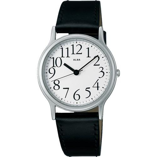 【国内正規品】【セット】 【腕時計】 AQGN402・AQHN402 ALBA QUARTZ[アルバ クオーツ] セイコー専用ペア箱セット【革バンド】【ペアウォッチ】【快適家電デジタルライフ】