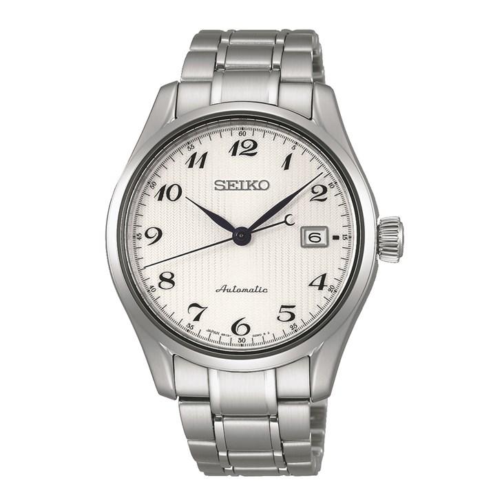 【国内正規品】 SEIKO(セイコー)【腕時計】 SARX037 PRESAGE[プレザージュプレステージモデル]【メカニカル 自動巻(手巻つき) アナログ ステンレスバンド メンズ ホワイト】【快適家電デジタルライフ】