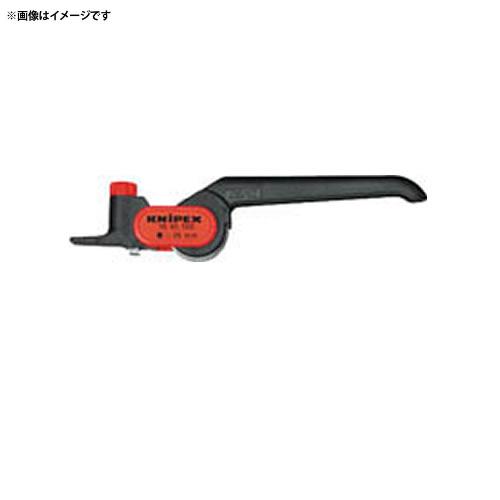 【KNIPEX社】 【電設工具/ワイヤストリッパー】 ケーブルストリッパー 150mm (4467337)【ラッピング不可】【快適家電デジタルライフ】