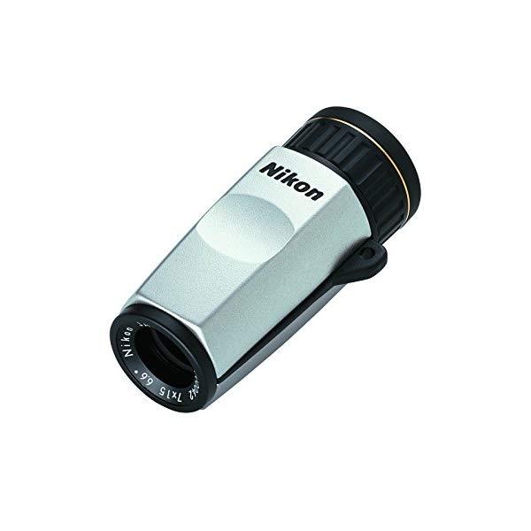 Nikon(ニコン) 単眼鏡モノキュラーHG 7x15D<ソフトケース・ストラップ付>【快適家電デジタルライフ】