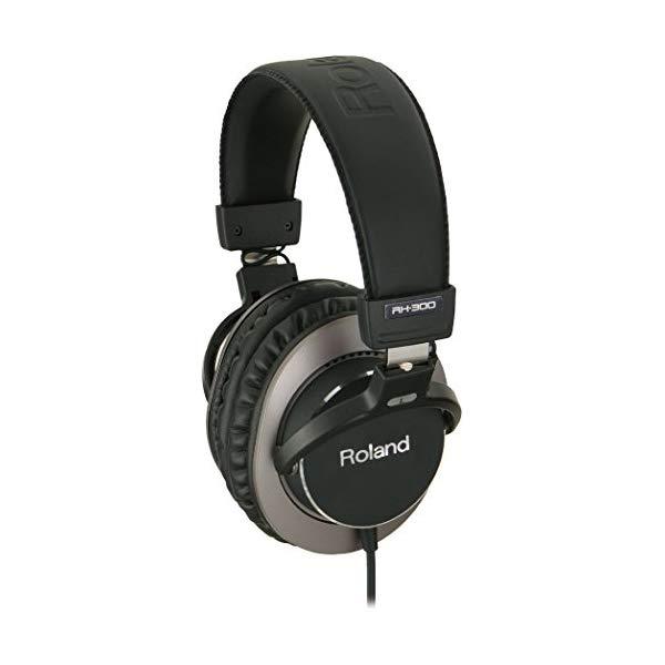 【送料無料】ローランド(Roland) モニターヘッドホン RH-300【快適家電デジタルライフ】