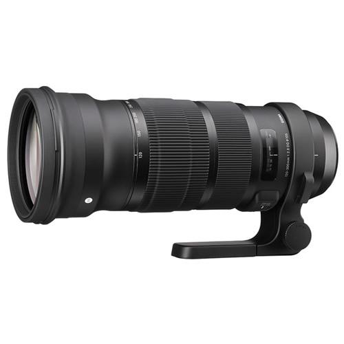【代引不可/銀行振込のみ】 シグマ 120-300mm F2.8 DG OS HSM ニコン用 Sportsライン 望遠ズームレンズ【快適家電デジタルライフ】