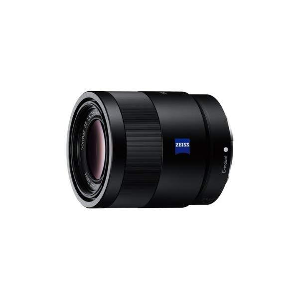 【欠品:納期1ヶ月程度】 ソニー ツァイス 標準単焦点レンズ Sonnar T* FE 55mm F1.8 ZA 【SEL55F18Z】【フルサイズEマウント】【快適家電デジタルライフ】
