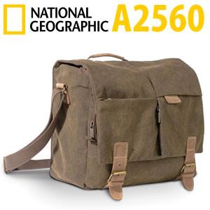 (メーカー直送)(代引不可) ナショナルジオグラフィック NG A2560 中型サッチェルバッグ (ラッピング不可) (快適家電デジタルライフ)