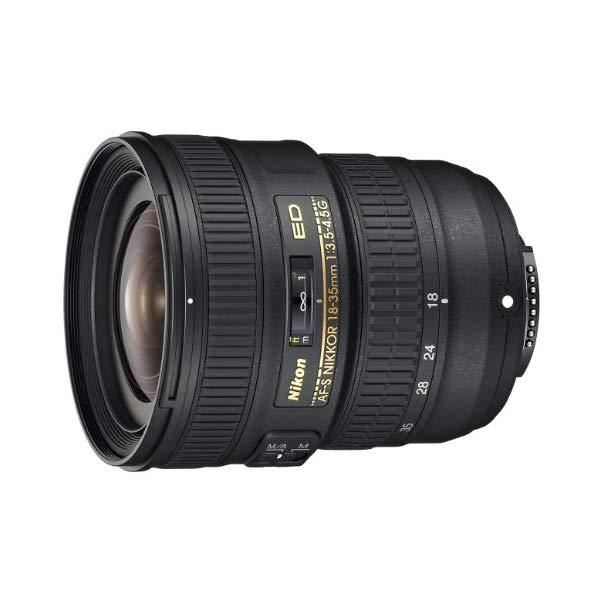 Nikon 超広角ズームレンズ AF-S NIKKOR 18-35mm f/3.5-4.5G ED【快適家電デジタルライフ】