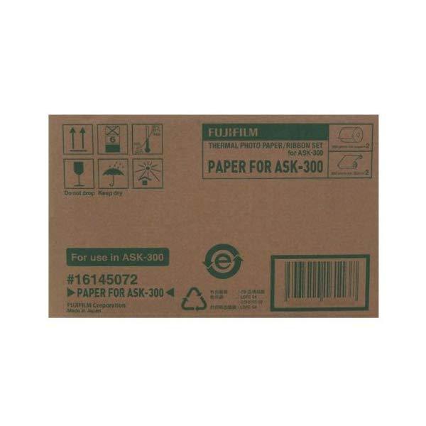 フジフィルム サーマルフォトプリントセット [6x8サイズ/400枚] T R68-CF400【快適家電デジタルライフ】