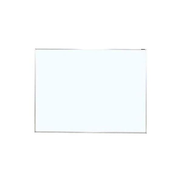 【代引不可・時間指定不可】【メーカー直送】ナカバヤシ ホーロー ホワイトボード ホ-W-U34 壁掛タイプ・無地 [1210x910mm]【快適家電デジタルライフ】