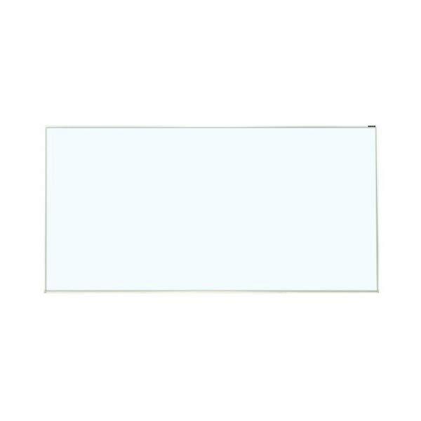 【納期:2週間程度】【代引不可・時間指定不可】【メーカー直送】ナカバヤシ スチールホワイトボード ホ-W-H36 壁掛タイプ・無地 [1810x910mm]【快適家電デジタルライフ】