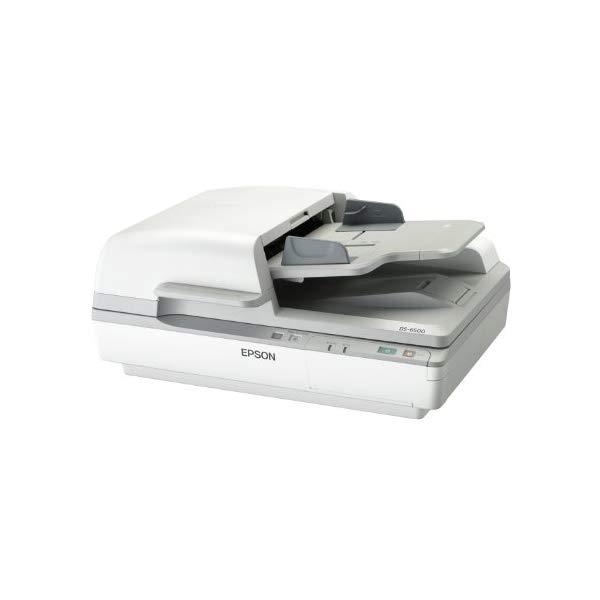 エプソン スキャナー DS-6500 A4スキャナ[1200dpi・USB2.0] Offirio 高耐久フラットベッドスキャナ【快適家電デジタルライフ】