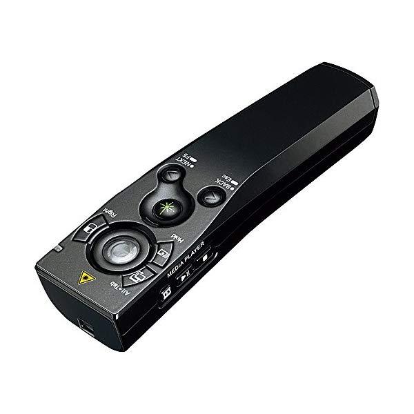 コクヨ プレゼンテーションマウスELA-MGU91[USB接続 緑色光]【快適家電デジタルライフ】