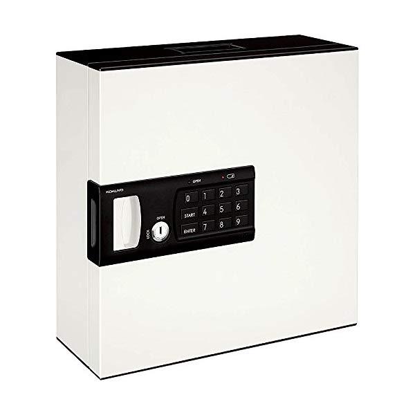 コクヨ キーボックス KFB-TL64[テンキーキーホルダー64個付] 鍵掛【快適家電デジタルライフ】