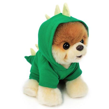 Kaderia Costume Of Medium Size Gund Stuffed Toy The Dinosaur