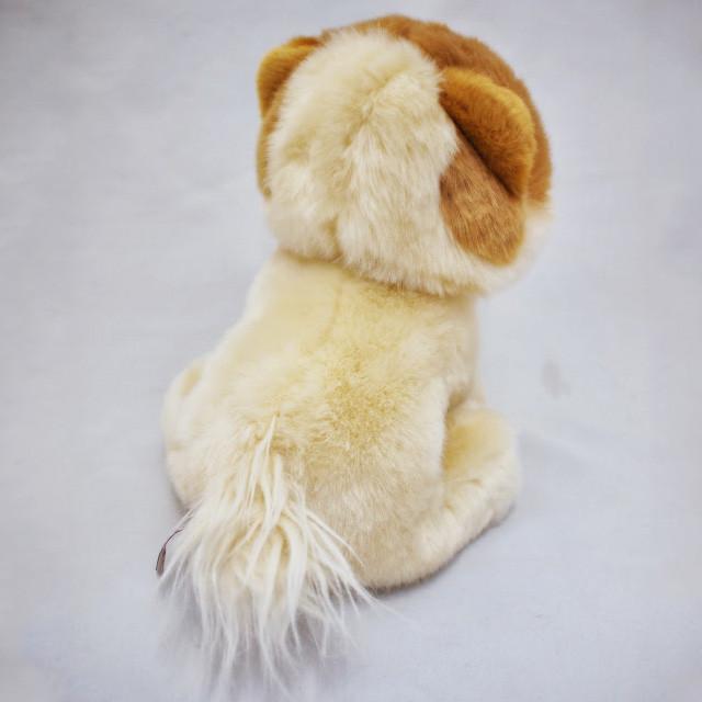 Kaderia Boo Boo World Cue Test Dog Pomeranian Stuffed Toy Rakuten