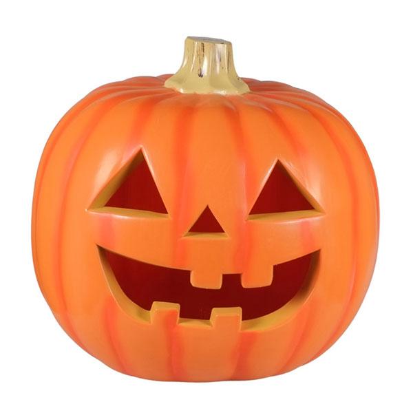 GREENHOUSE ハロウィン HWプラスチックLEDライト XL [その他]ジャックオーランタン・カボチャ・かぼちゃ・ディスプレイ・パンプキン