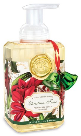 Christmas Limited Michel Design Works Shea Er Liquid Soap Thyme A Fragrance