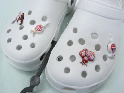 Sandals accessories G オレンジバルーン tutti roll