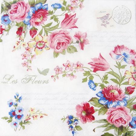 KADERIA | Rakuten Global Market: Paper napkin Jardine secret 980-398 ...