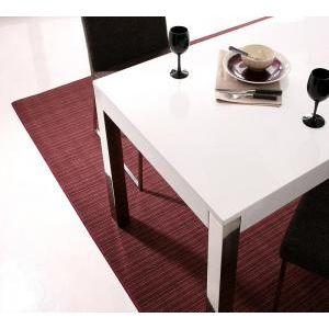 ■4.5倍ポイント■ラグジュアリーモダンデザインダイニングシリーズ Granite グラニータ ダイニングテーブル W160[1D][00]