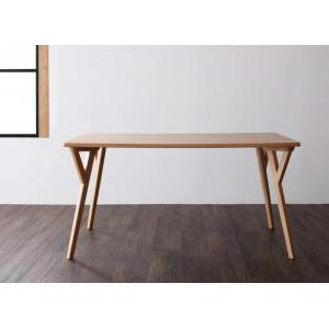 ■5倍ポイント■モダンインテリアダイニング ULALU ウラル ダイニングテーブル W140[L][00]