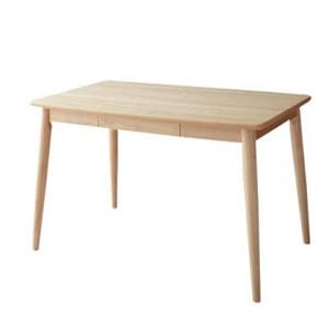 ■5倍ポイント■天然木タモ材北欧デザインダイニング【Vane】ヴァーネ/テーブル(W115)[00]