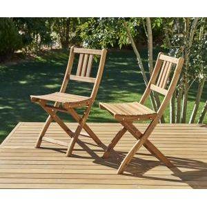■4.5倍ポイント■ベンチのサイズが選べる アカシア天然木ガーデンファニチャー Efica エフィカ ガーデンチェア 2脚組[4D][00]
