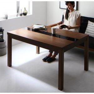 ■5倍ポイント■5段階で高さが変えられる アーバンモダンデザイン高さ調整こたつテーブル GREGO グレゴ 長方形(75×105cm)[00]
