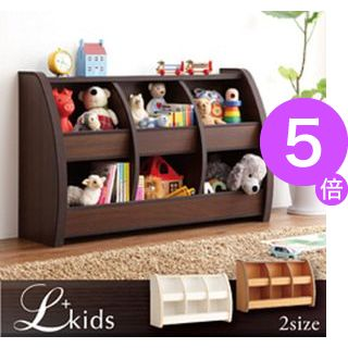 ■5倍ポイント■ソフト素材 リビングカラーシリーズ Lkids エルキッズ おもちゃ箱 レギュラー[4D][00]