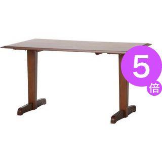■5倍ポイント■ウ゛ィンテージ ダイニングテーブル BR 【代引不可】 [09]