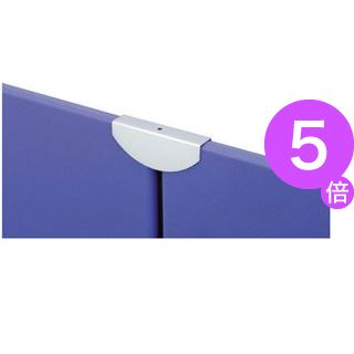 ■5倍ポイント■(業務用10セット) 林製作所 ZIP2 ストレート金具 YS-OP06[21]