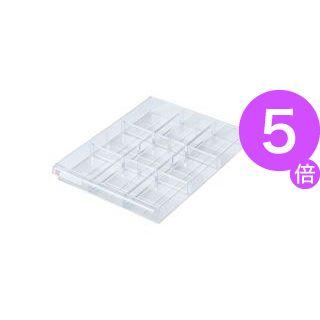 ■5倍ポイント■(業務用50セット) ナカバヤシ レターケース用仕切板浅型用AW-22S[21]