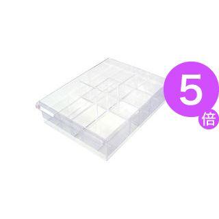 ■5倍ポイント■(業務用50セット) ナカバヤシ レターケース用仕切板深型用AW-11M[21]