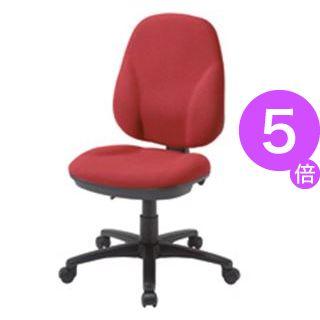 ■5倍ポイント■オフィスチェアー(OAチェア) Jura(ジュラ) レッド(赤)[21]