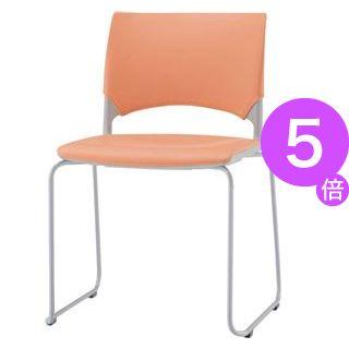 ■5倍ポイント■ミーティング用チェアー No.1566S オーロラ[21]